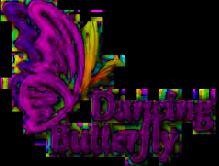 dancing butterfly logo