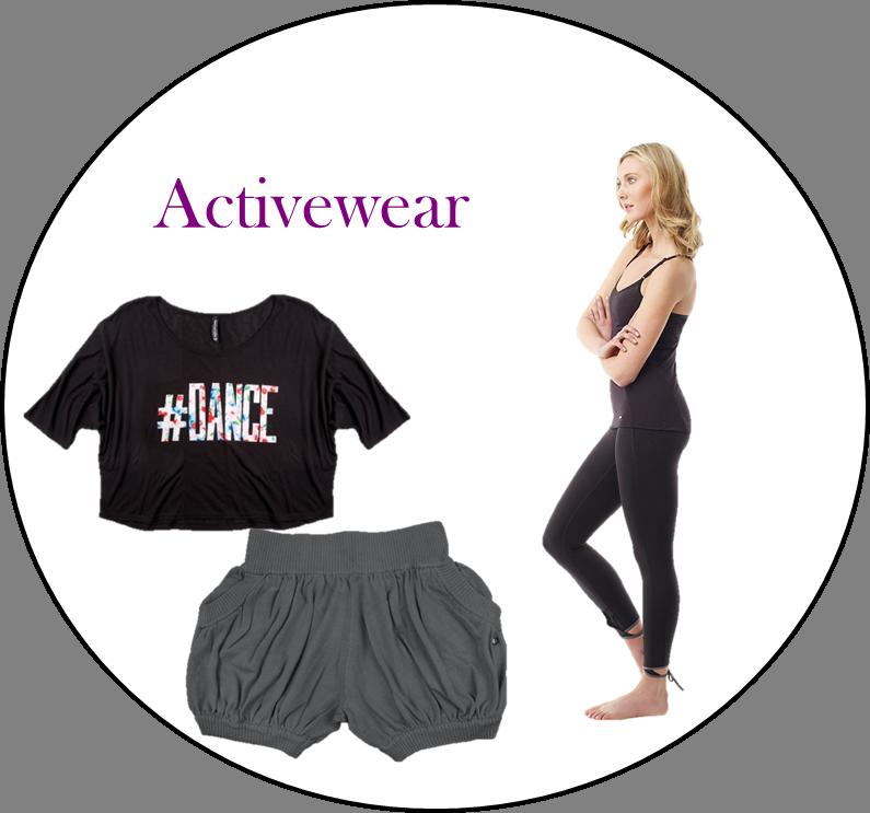 activewear banner