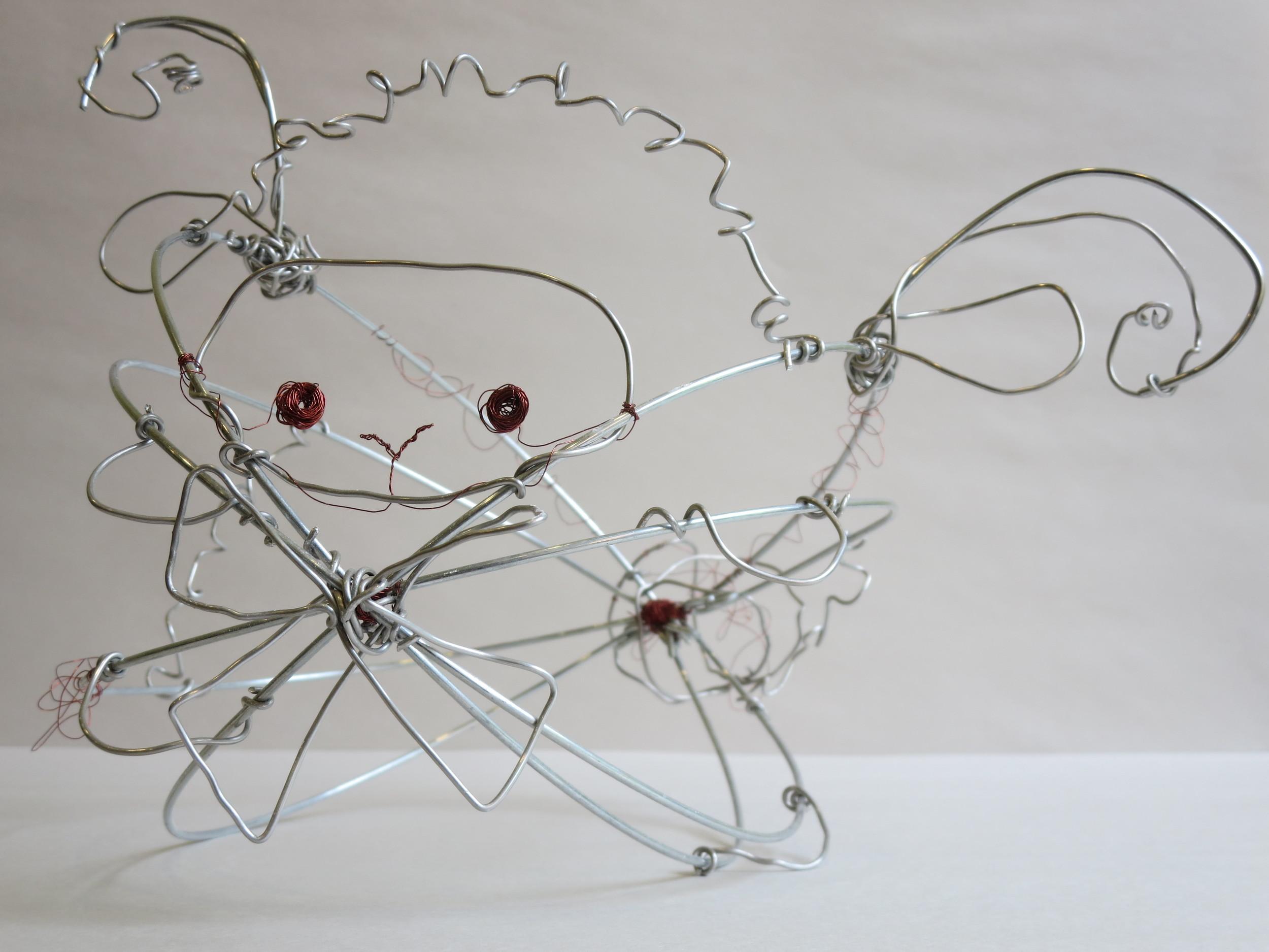 Wire Plushie