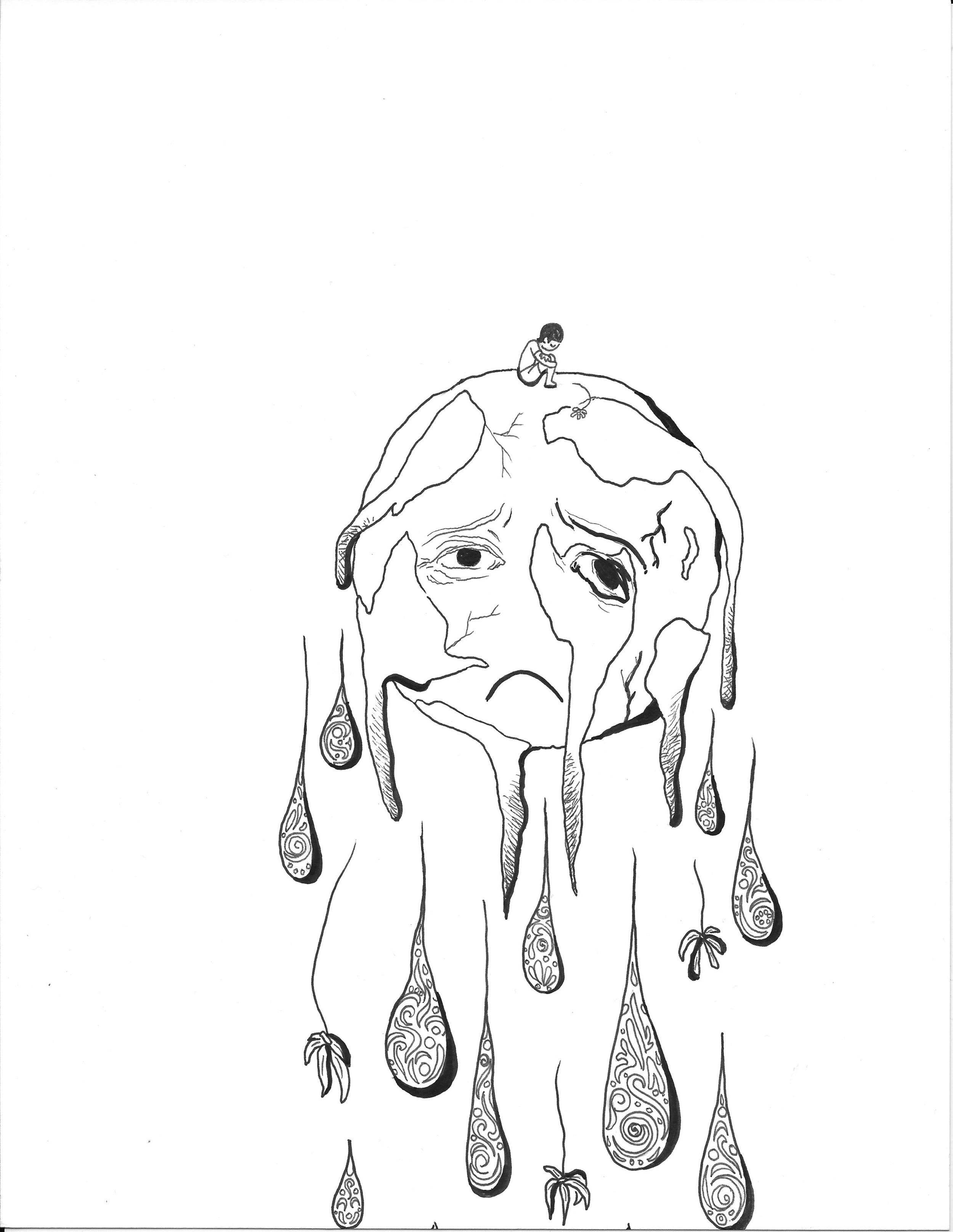 Dance On Bones Illustration p.8
