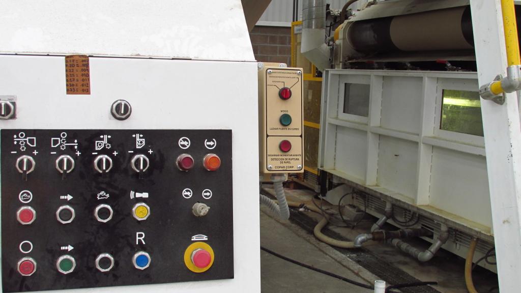 El sistema BSC se puede poner en modo de llenado automático del puente antes de los empalmes, para evitar la desaceleración para los empalmes de singlefacer. Es decir, los empalmes de médium y liner de singlefacer pueden realizarse a la velocidad de producción de la corrugadora.El puente se llena lenta y automáticamente para evitar el combado.