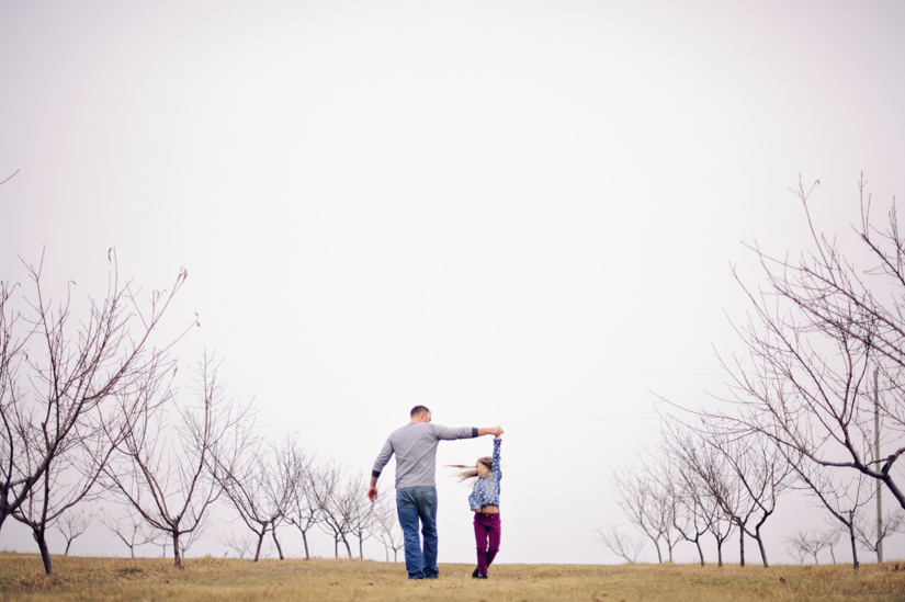 Sunkissed & Free Photography Family Peach Orchard