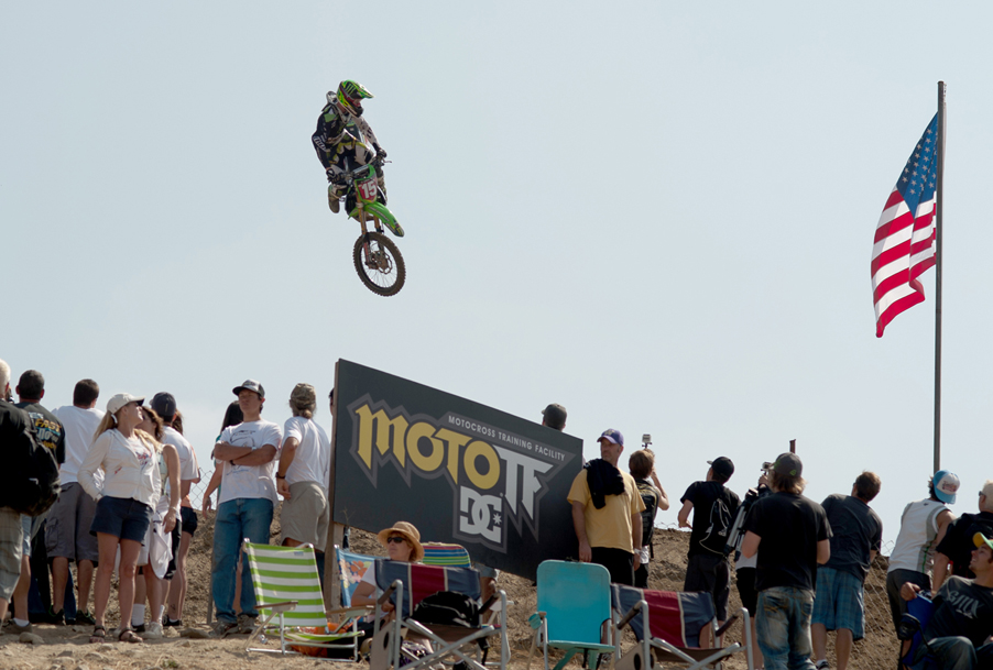 Dean Wilson, Pala National MX, 2011