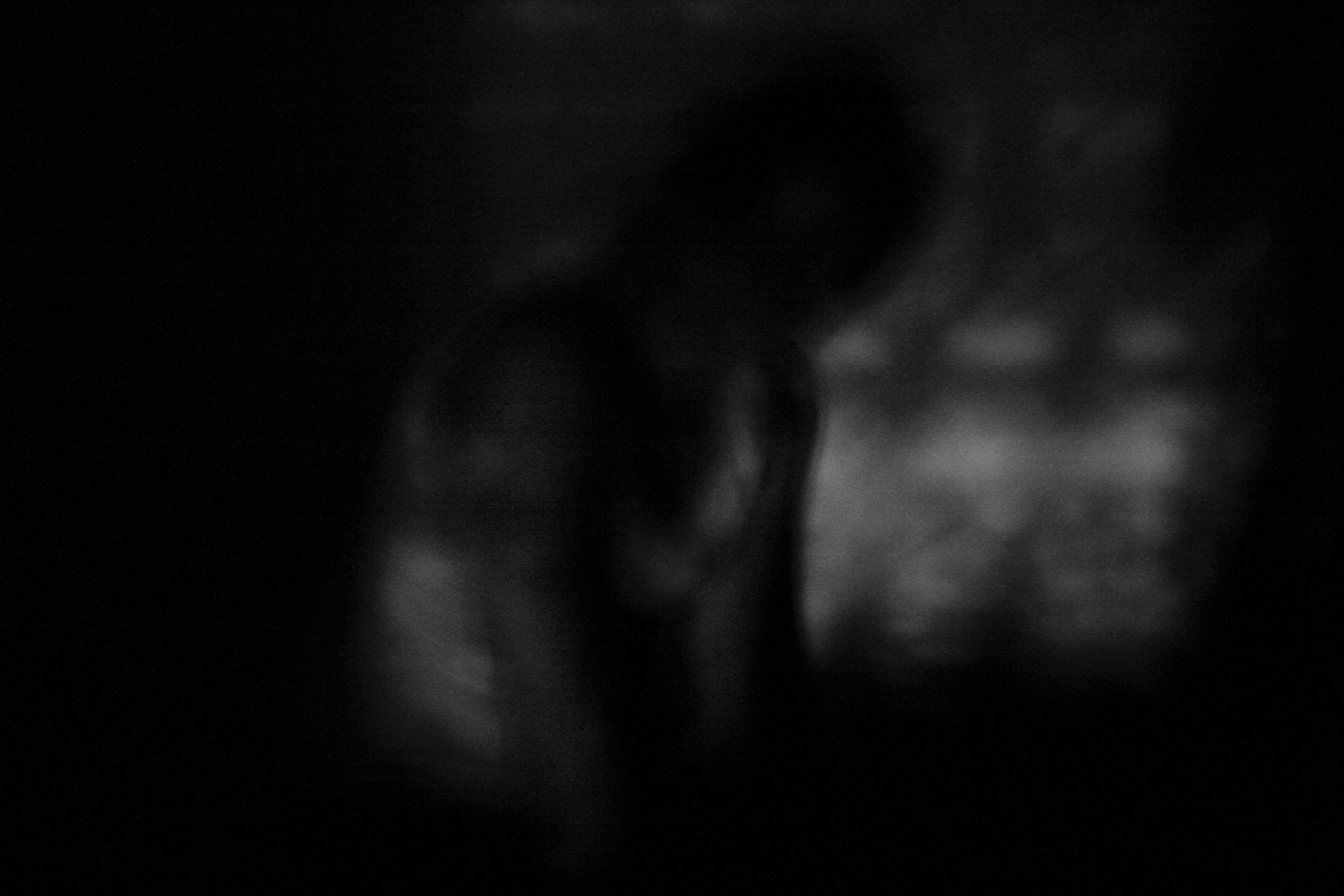Afraid Of The Dark.