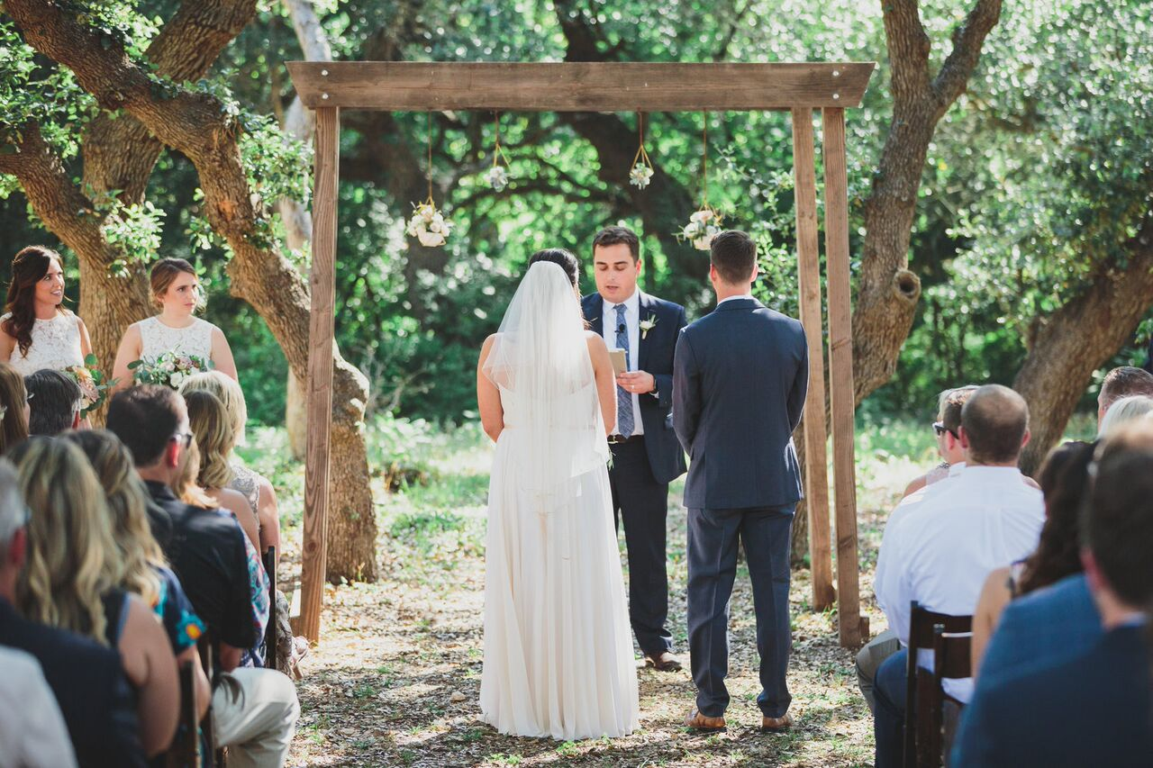 Alex and Allison said I Do in  The Addison Grove Grove area. Peep the ceremony details! The Bloom Bar