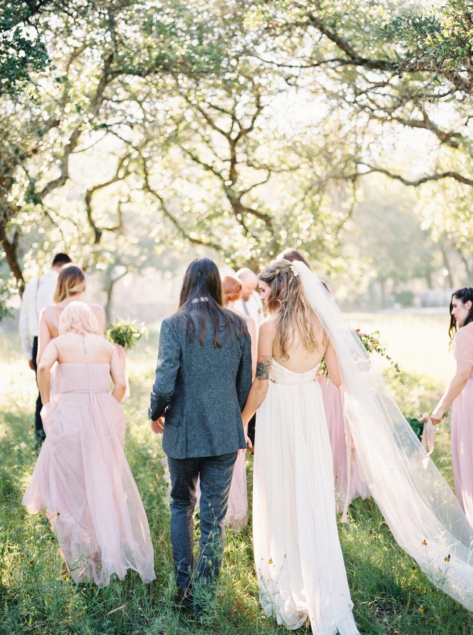 Brides of Austin:   Emily Weds David | Natural Austin Wedding at The Addison Grove