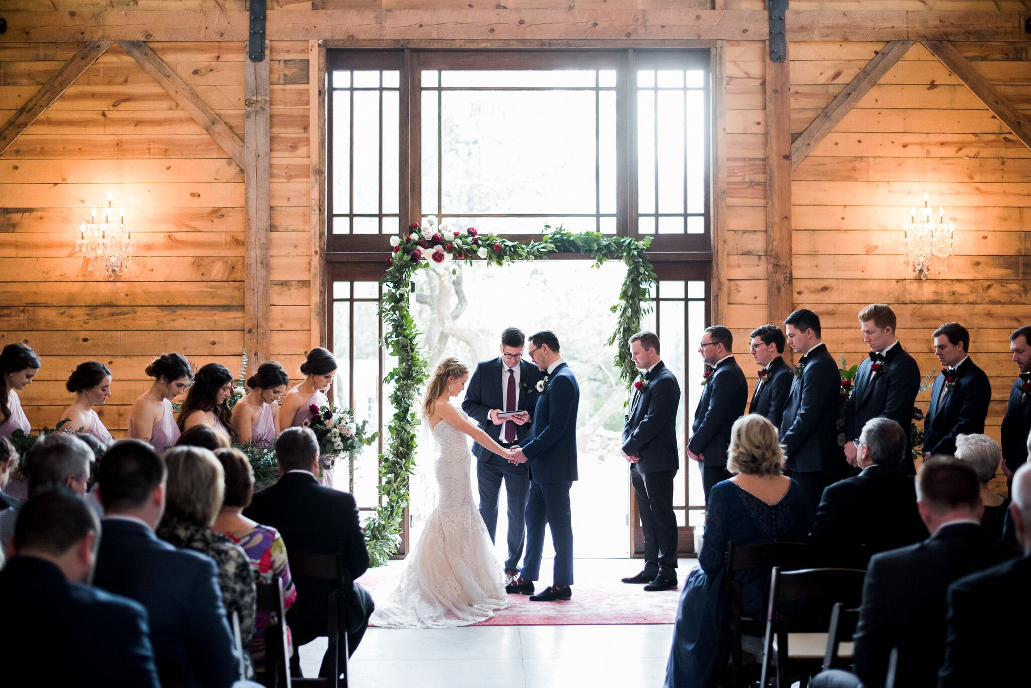 Photographer:  Brittany Jean Photography | Planner:  altar ego weddings | Florist:  disch events