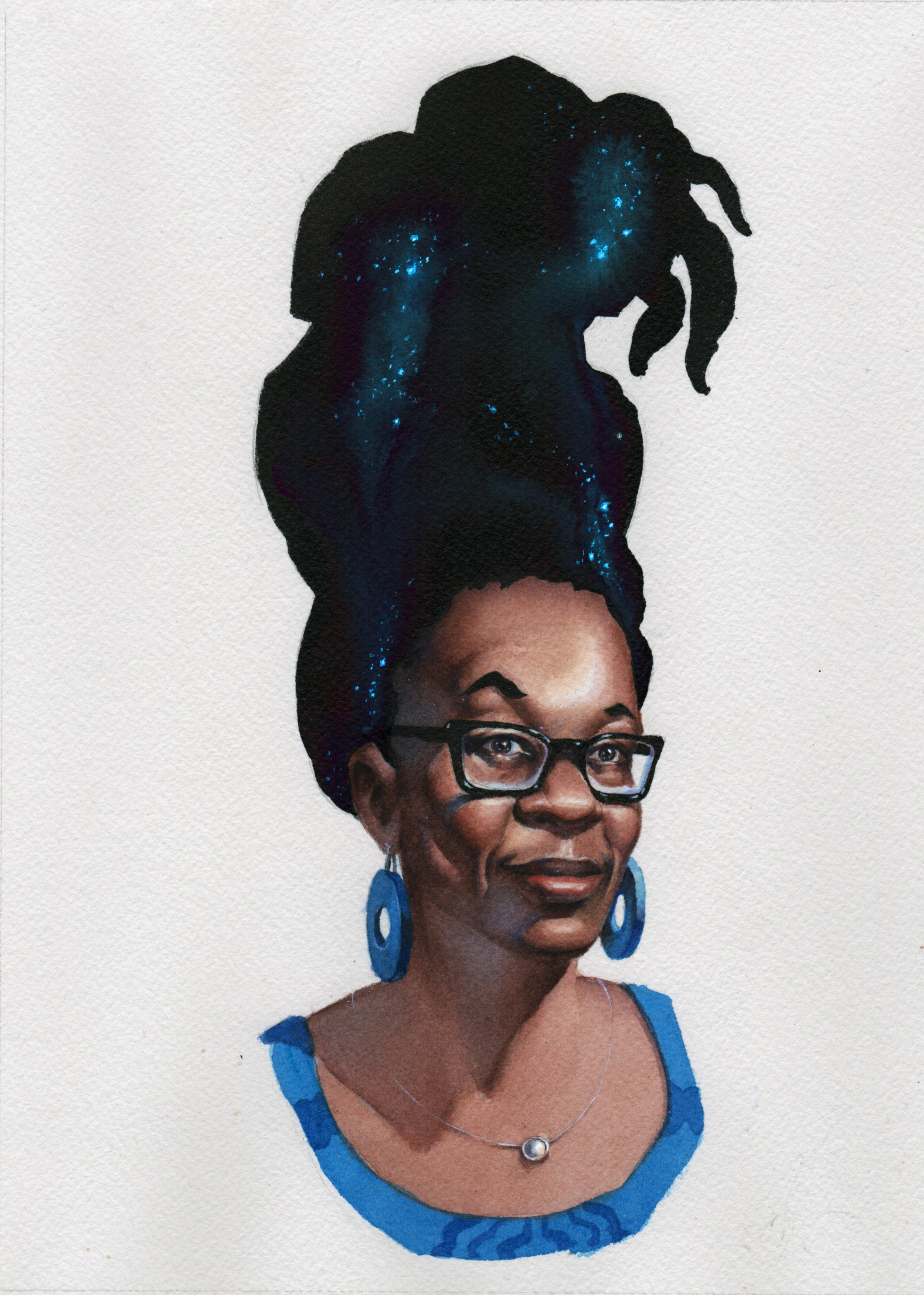 Author Portrait of Nnedi Okorafor