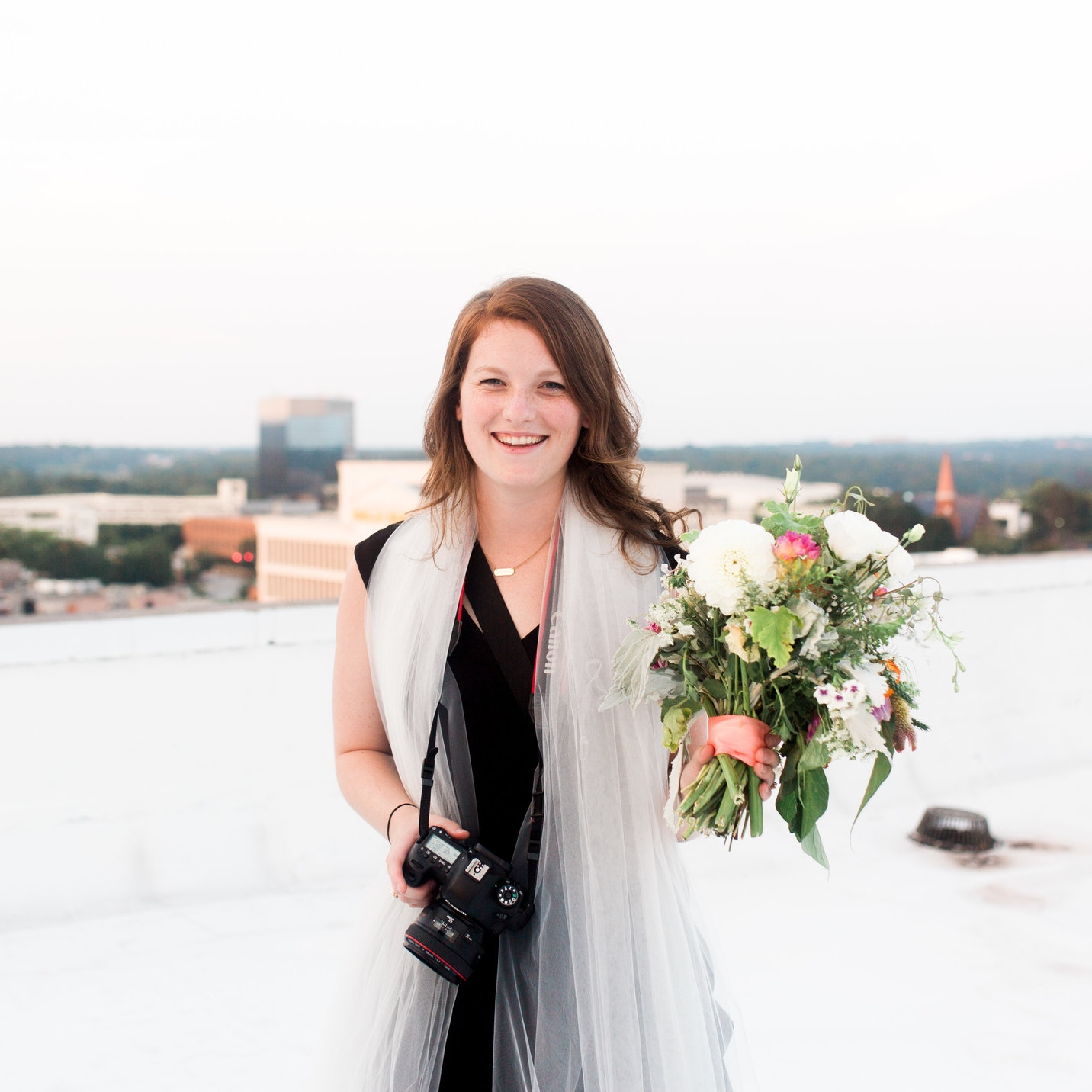 Thanks for stopping by! Hopefully this blog will give you a glimpse into what a wedding, shoot and everyday life with me looks like!