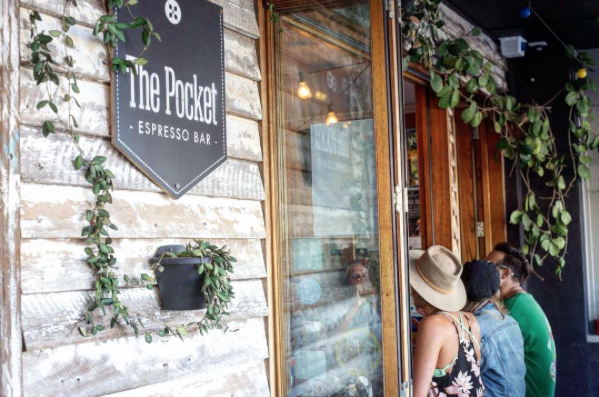 The Pocket Espresso Bar