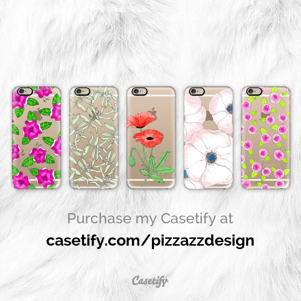 New Phone Cases available for sale in my Casetify Shop!