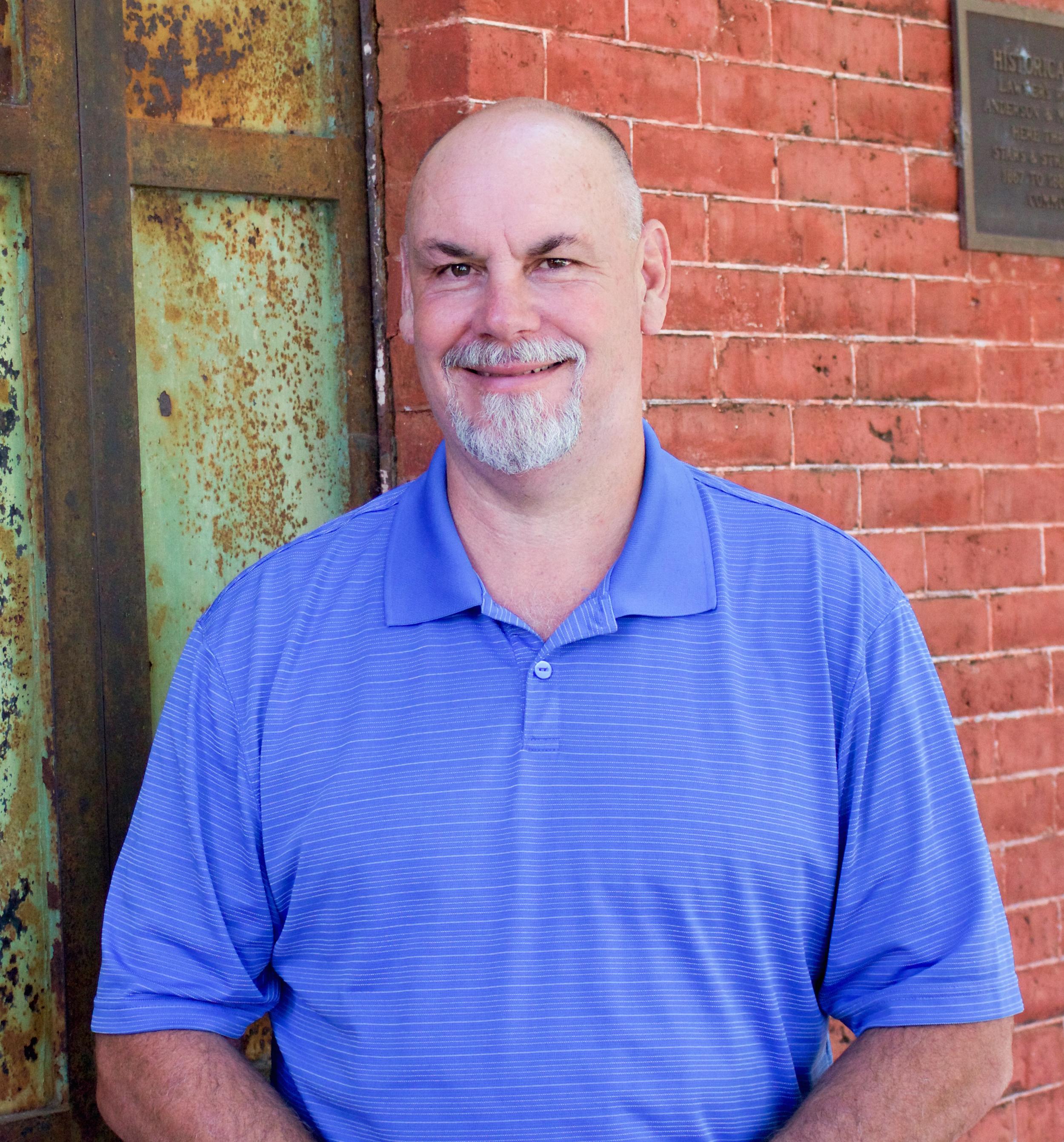Mike Bivins, Executive Pastor