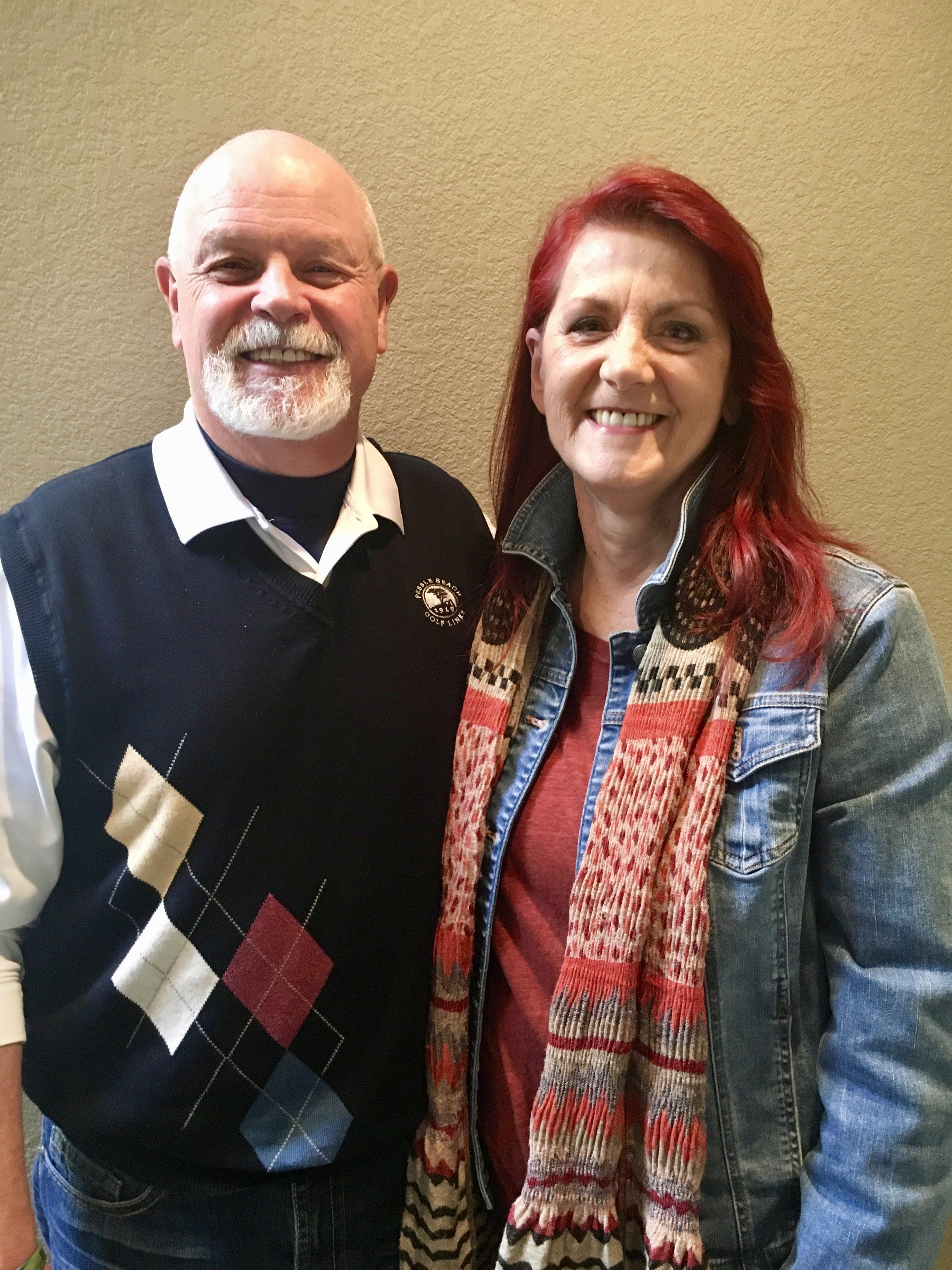 Roy & Dotty Sanders, Chaplains