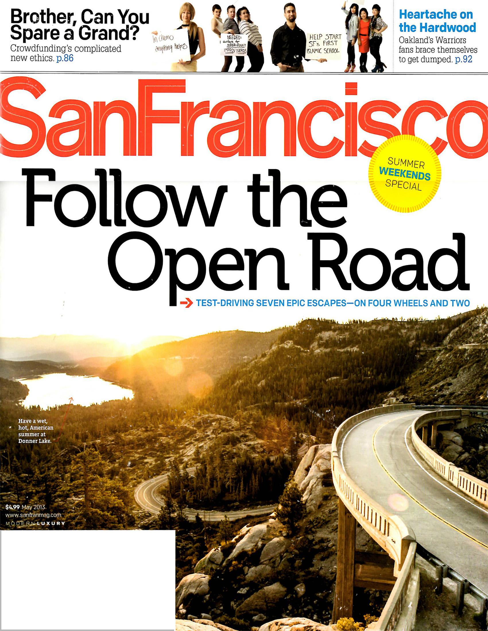 26 a San Francisco Magazine 1 - Cover.jpg