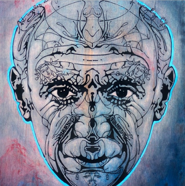 Picasso from the Symmetrical Series