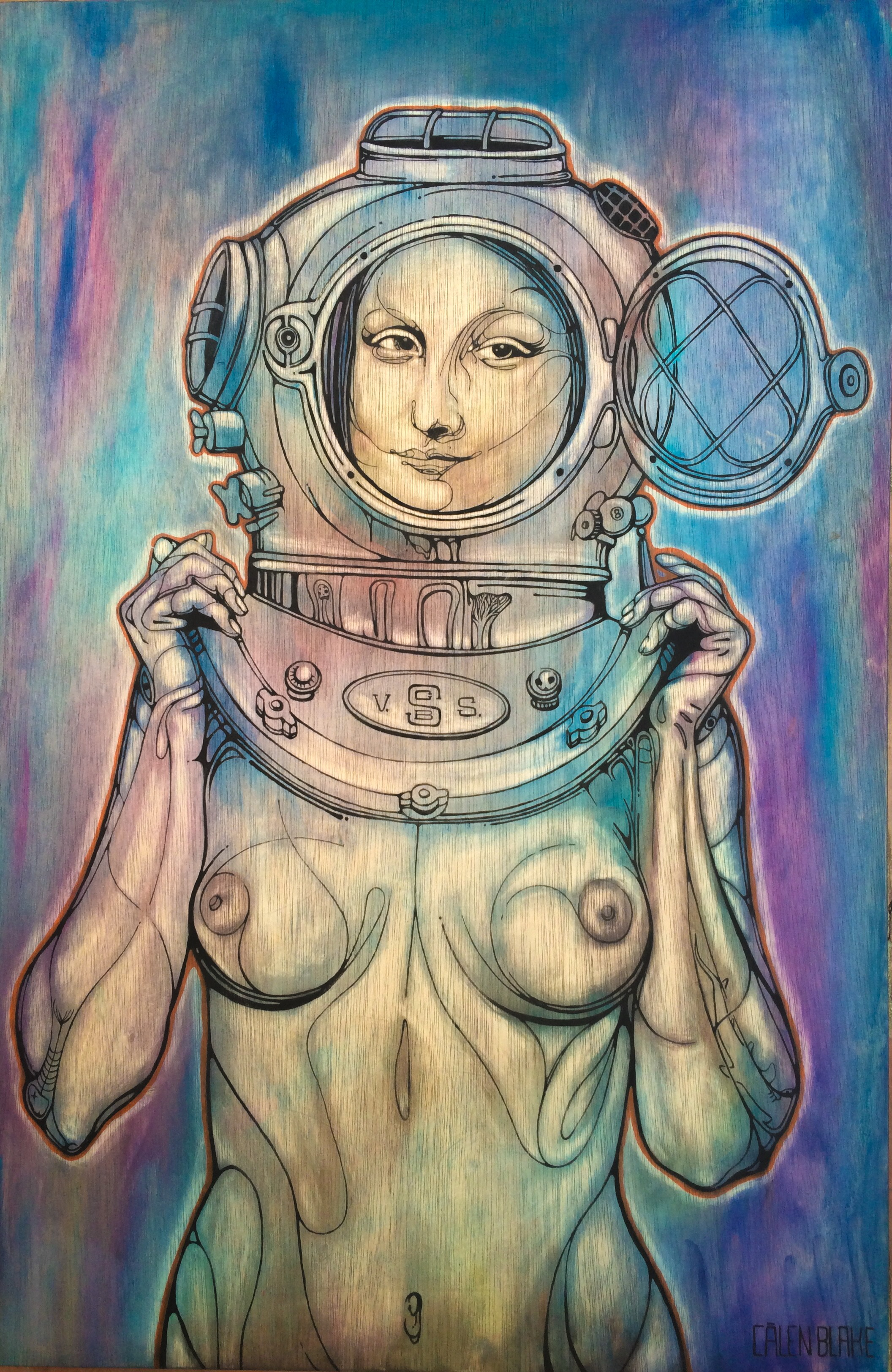 Mona Diver
