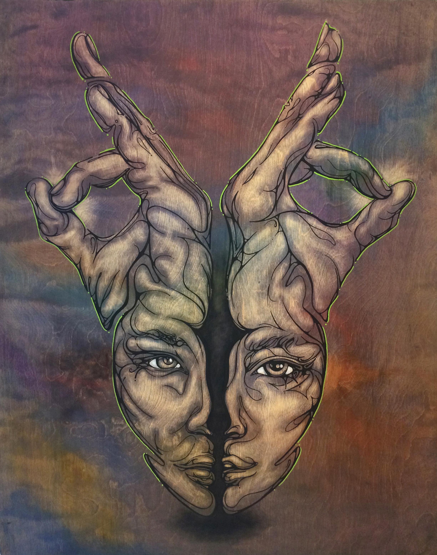 Radical Abundance of the Mudra Series