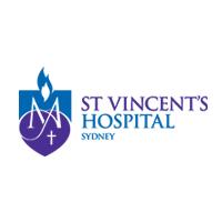 St Vincents Hospital logo