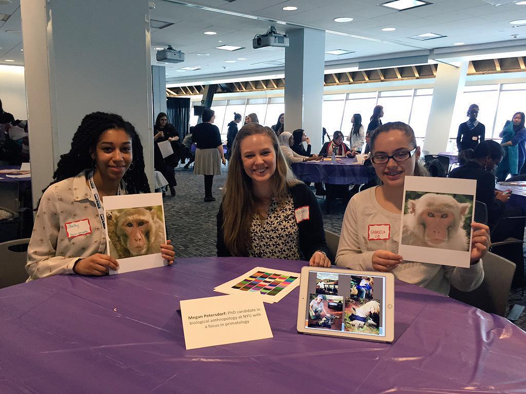 Intrepid Museum (NYC) GOALS for Girls program