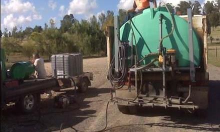 Civil Works Expo - Lardner Park Pumping Soilbond