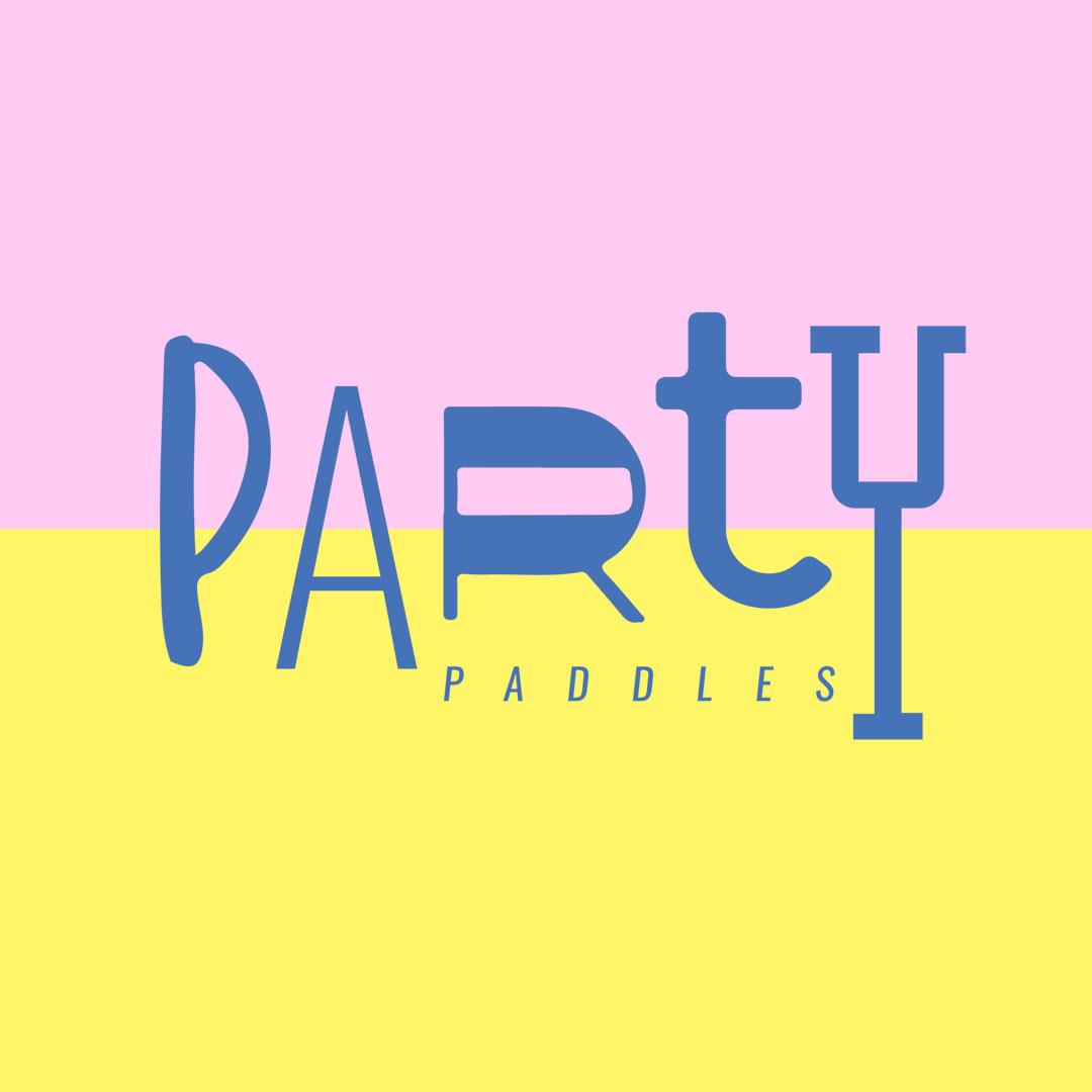 Party Paddles Logo