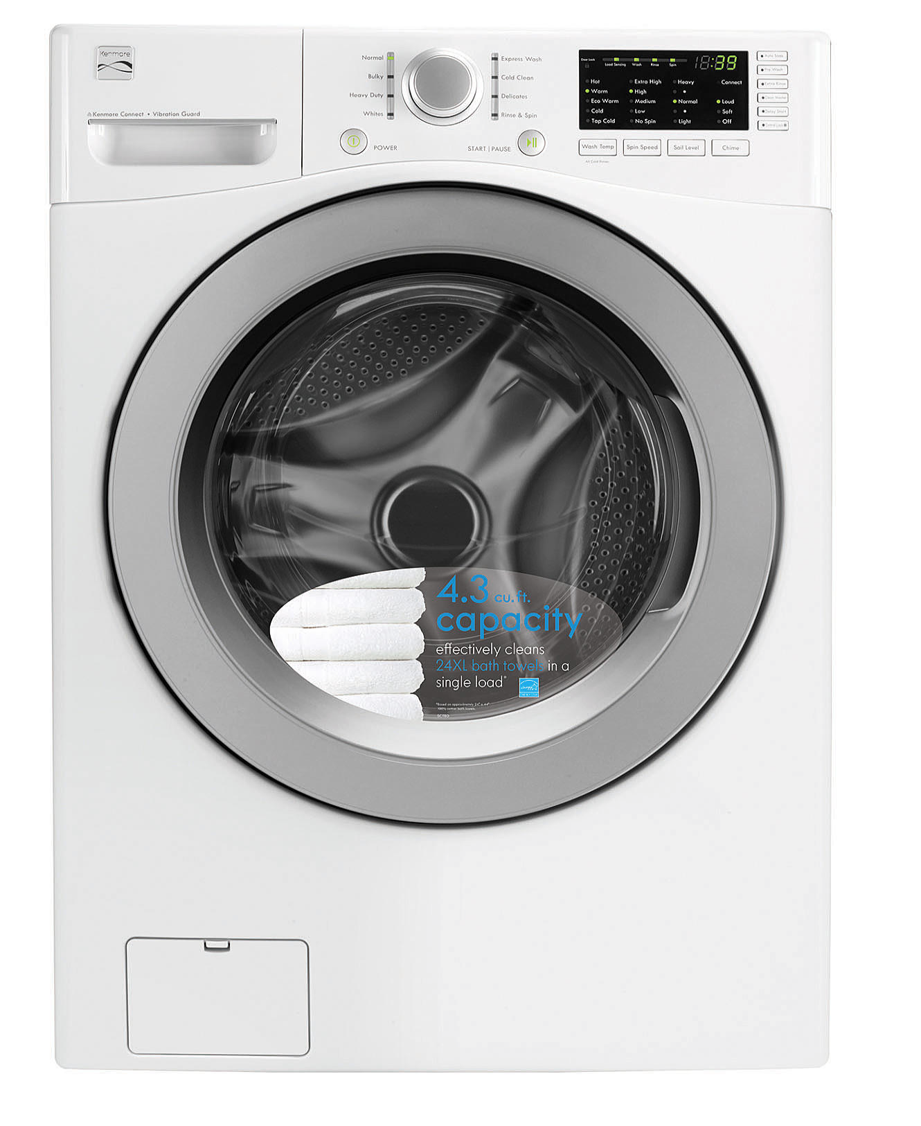 Kenmore #4116 washing machine