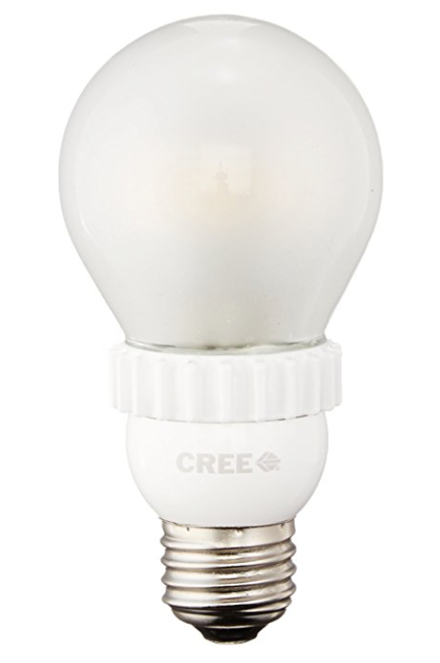 Cree 9.5-Watt Warm White LED Bulb