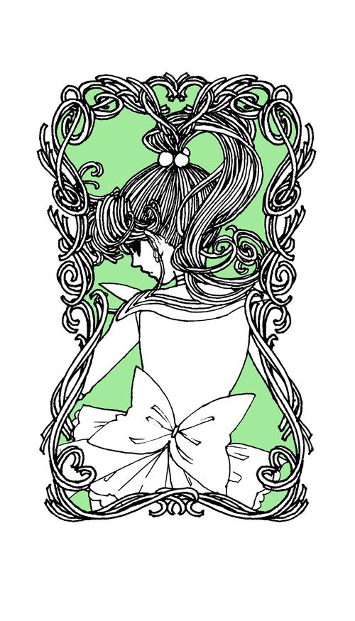 Sailor Jupiter Mini 1.jpg