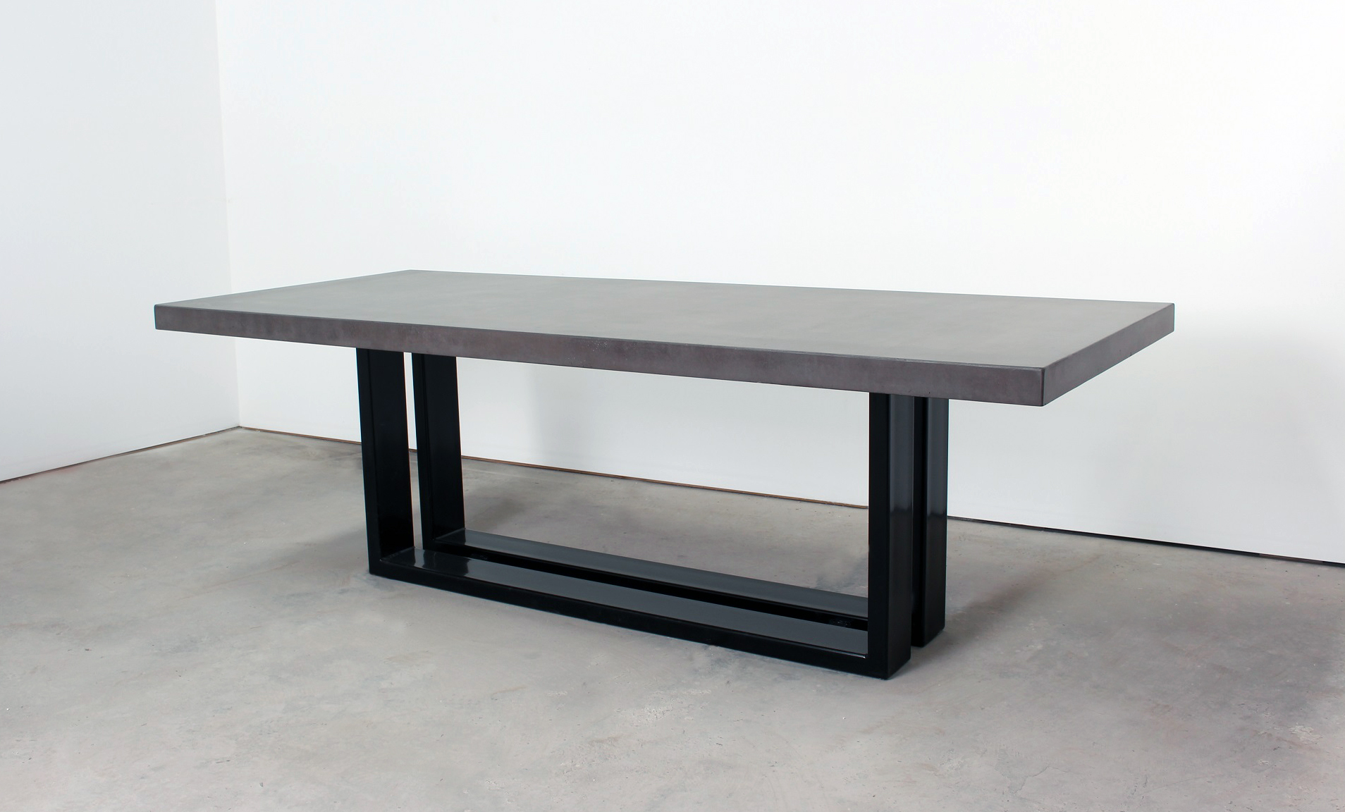 Beni Concrete Dining Table - 10 Seat