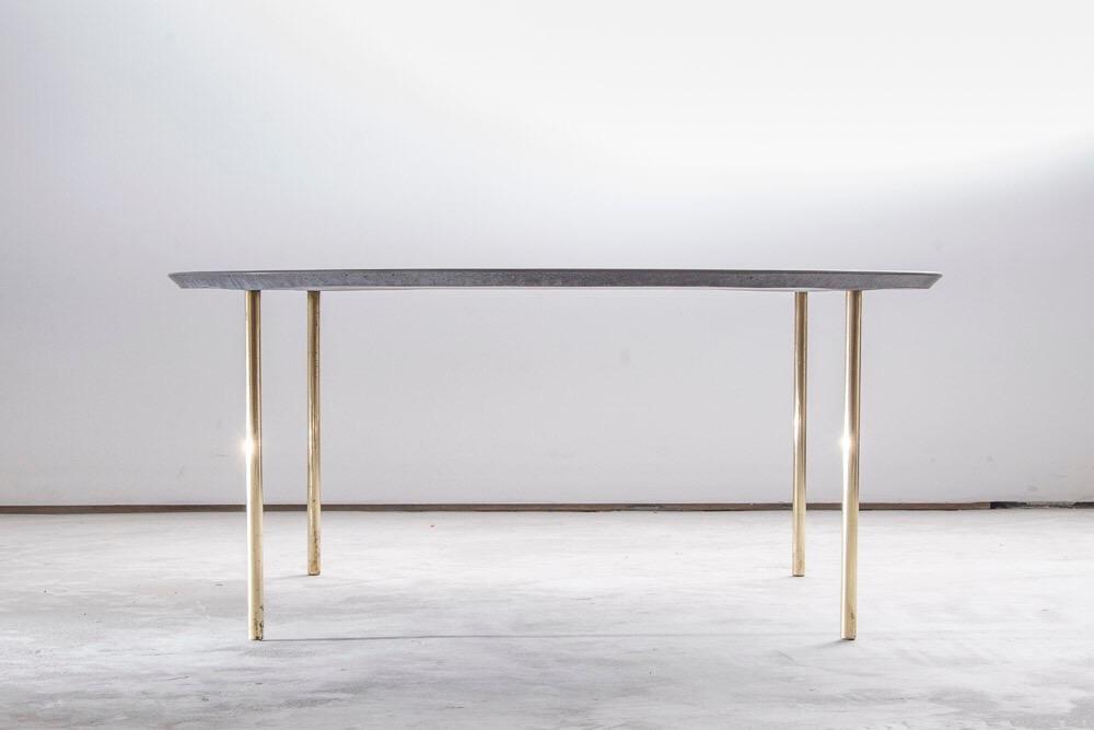 Messinki Concrete Coffee Table