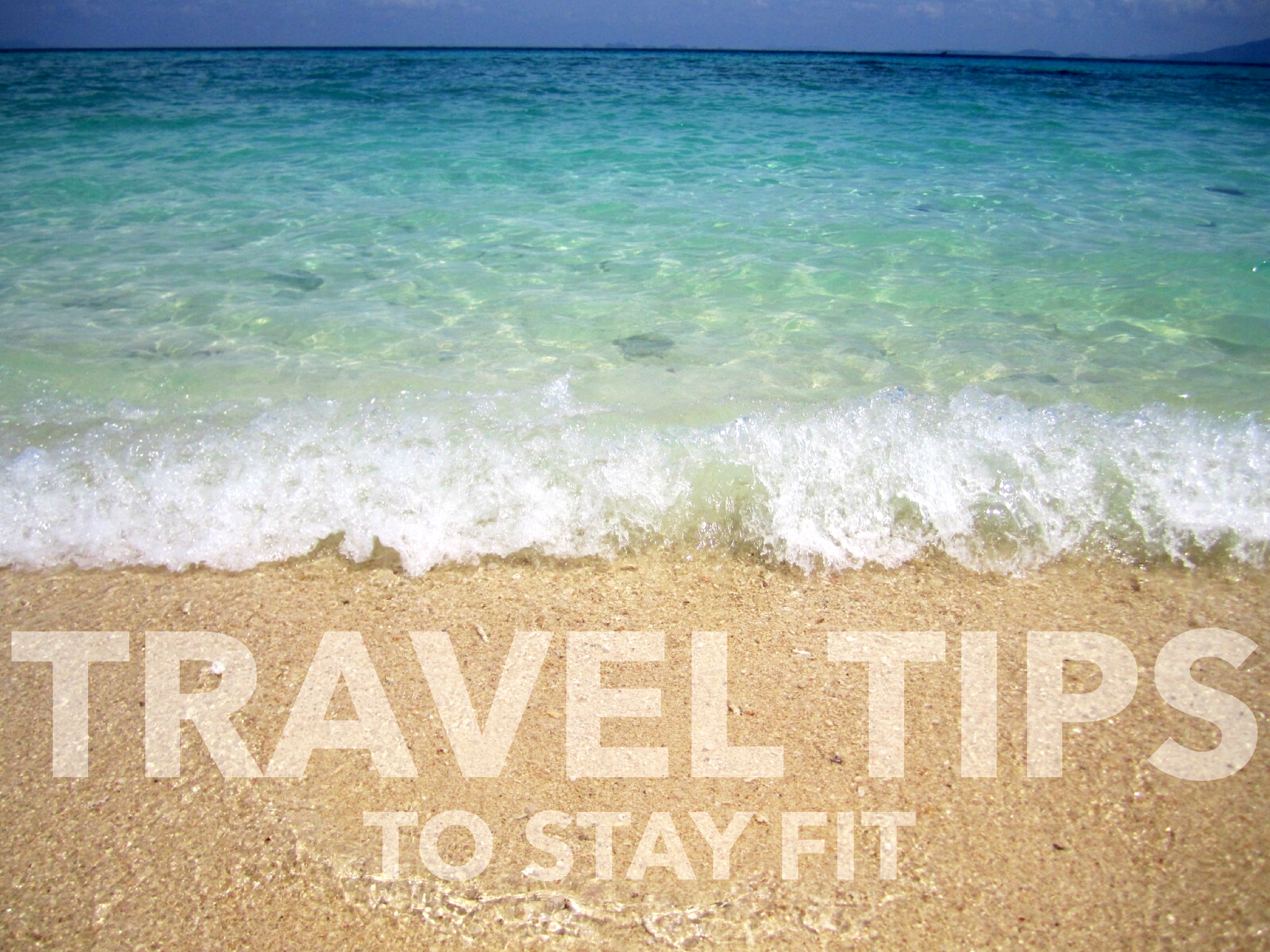 Workout Tips, Places to Stay, Essential Snacks to Pack and Fly Prepared.