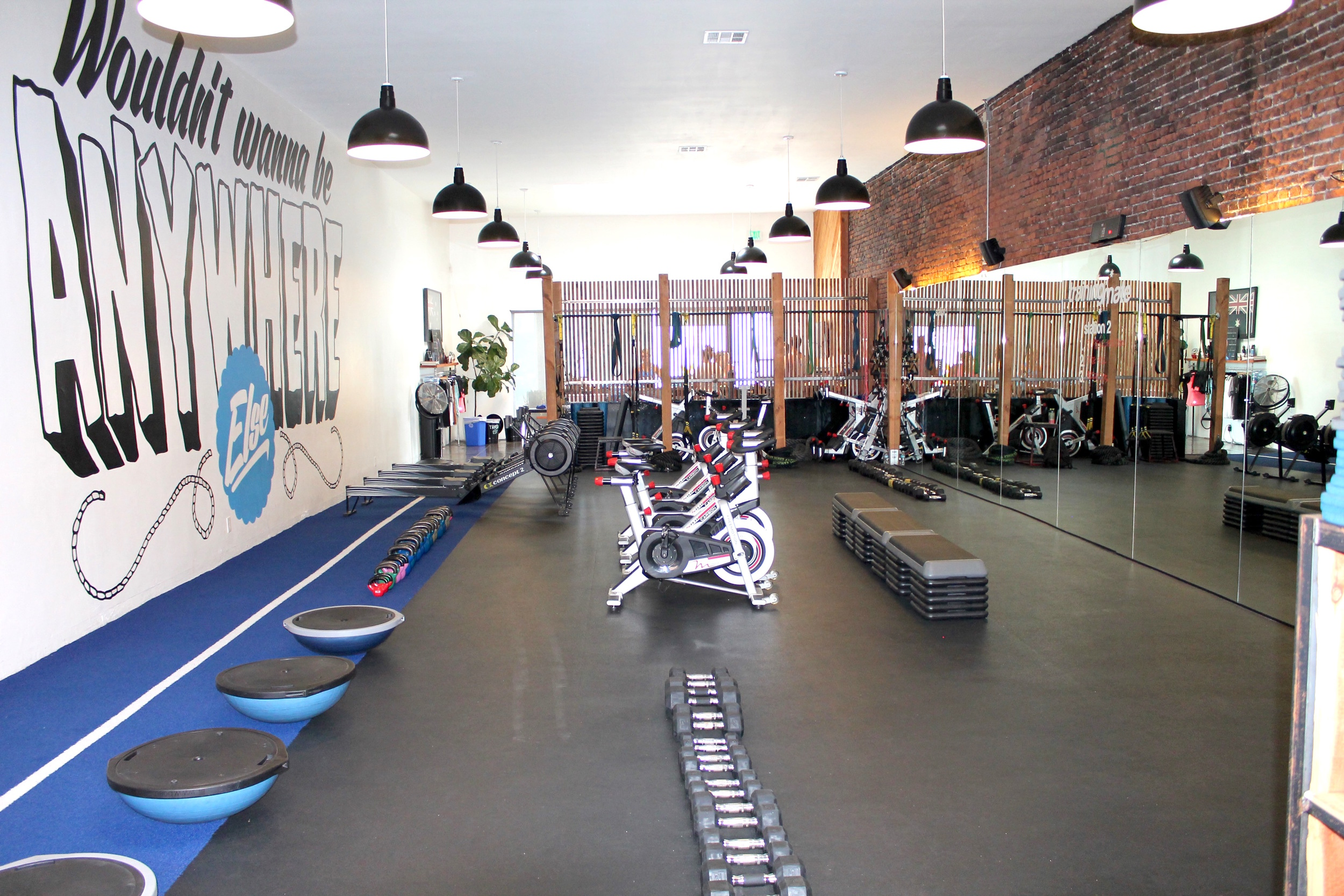 Training Mate: Workout Space