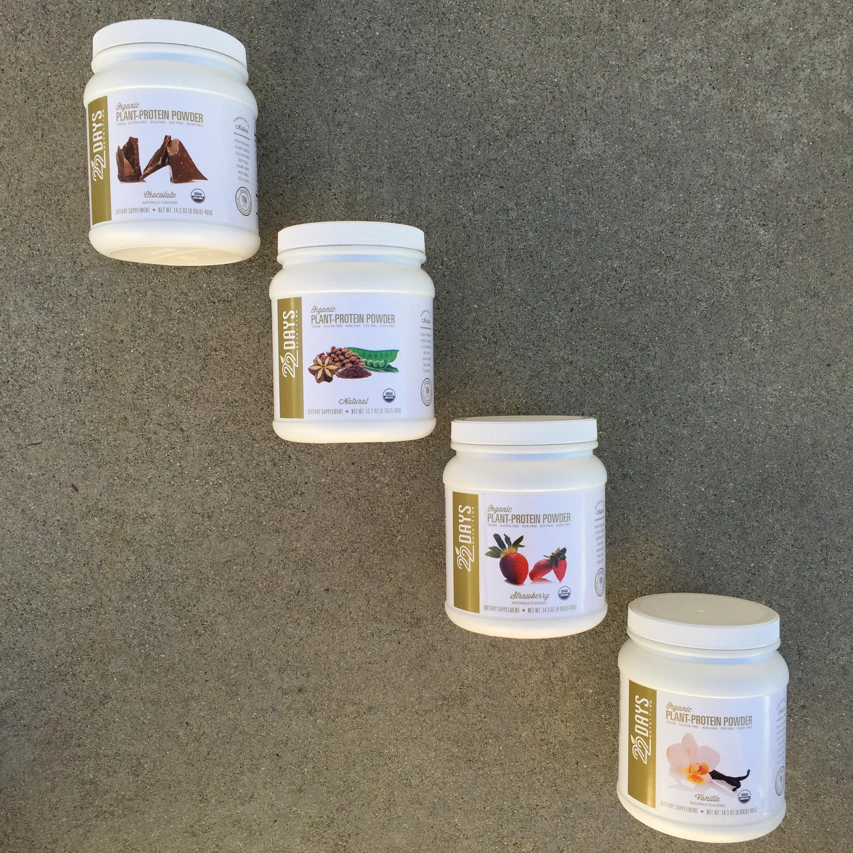 Protein Powder - 22 Days Nutrition