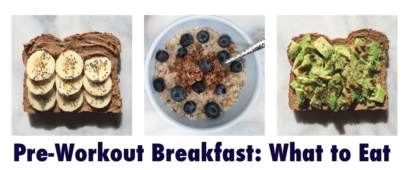 What To Eat Before Your Morning Workout — SWEATSPACE