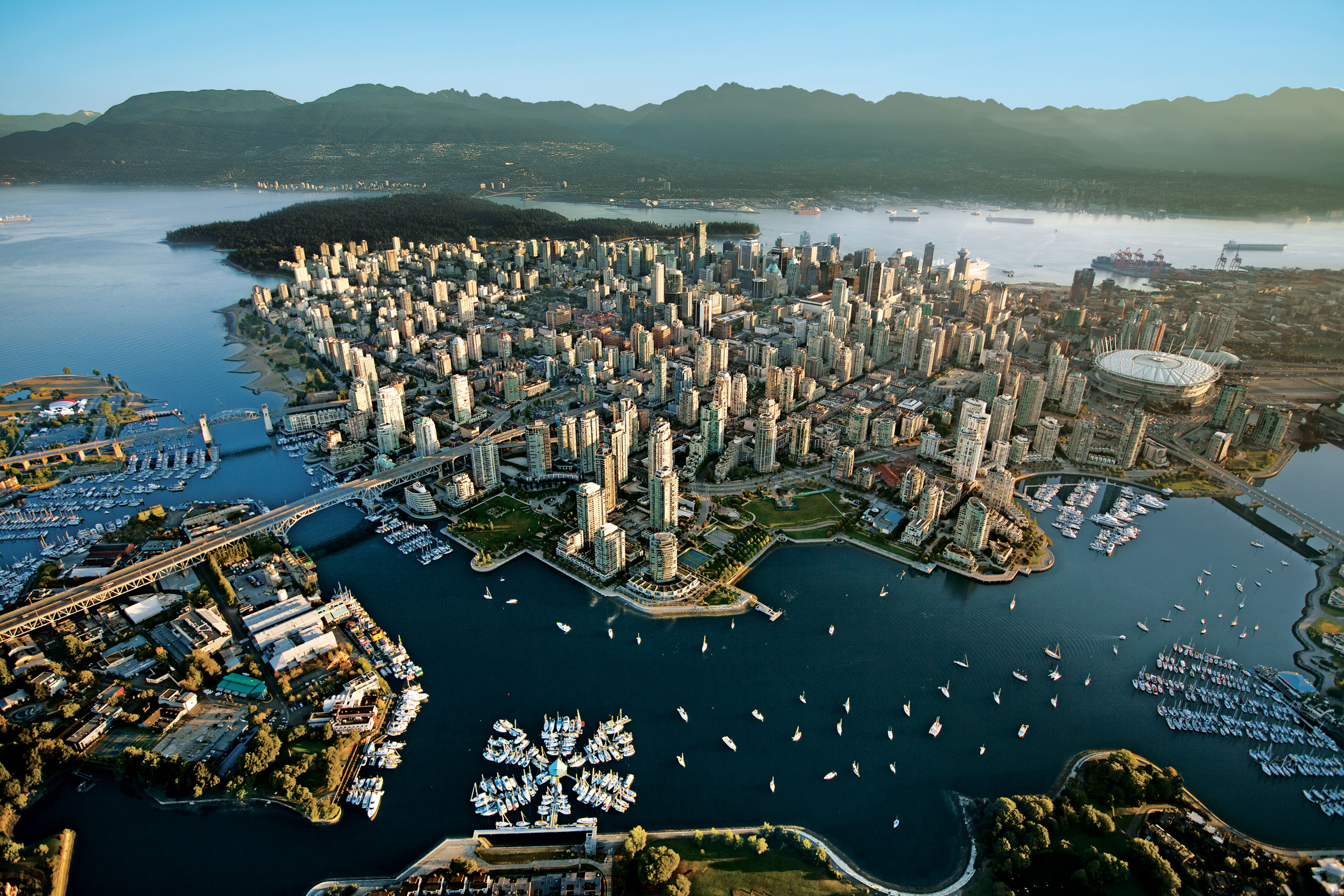 24 Hours in Vancouver, BC, Canada