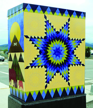 A Quilted Heritage // Missoula Electric Quilters