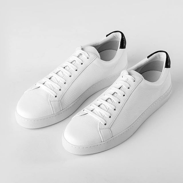 Nothing more timeless than white on white. Be sure to checkout our street laces range. #beautifullycrafted