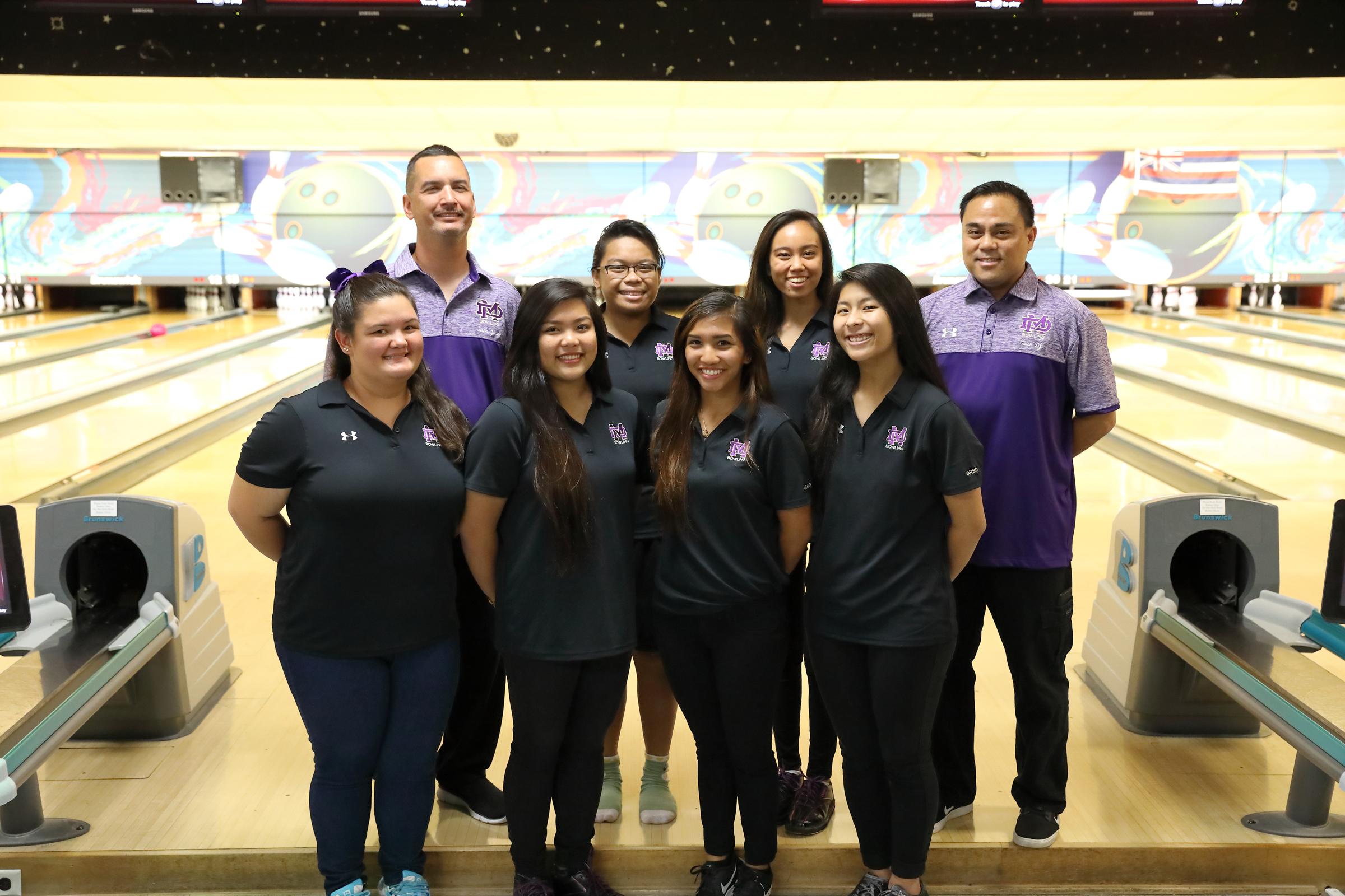 Varsity Girl's Team