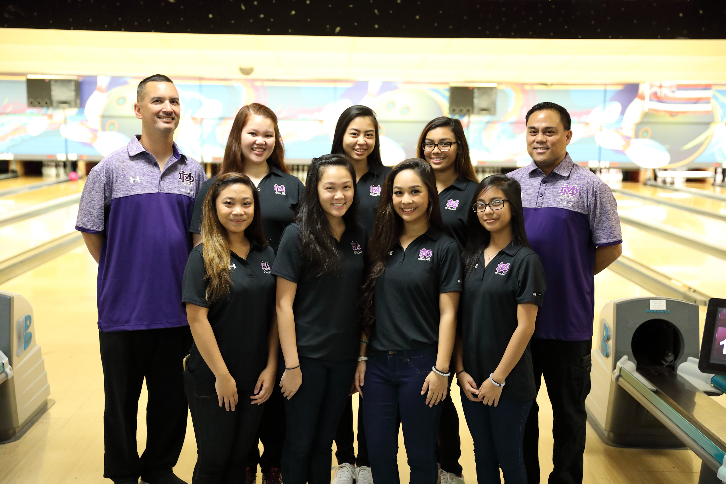JV Girl's Team