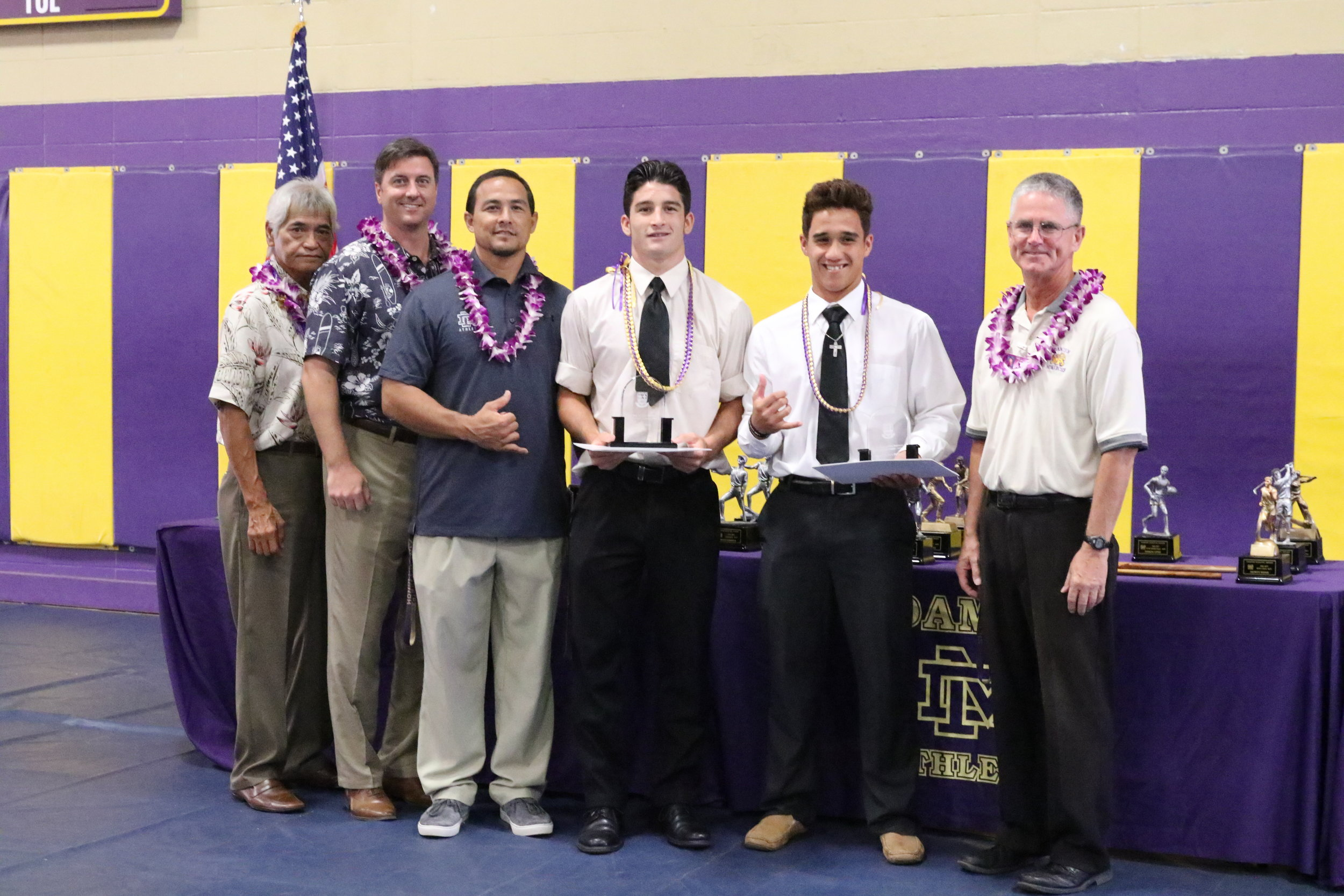 ILH DII Football MVP of the Year