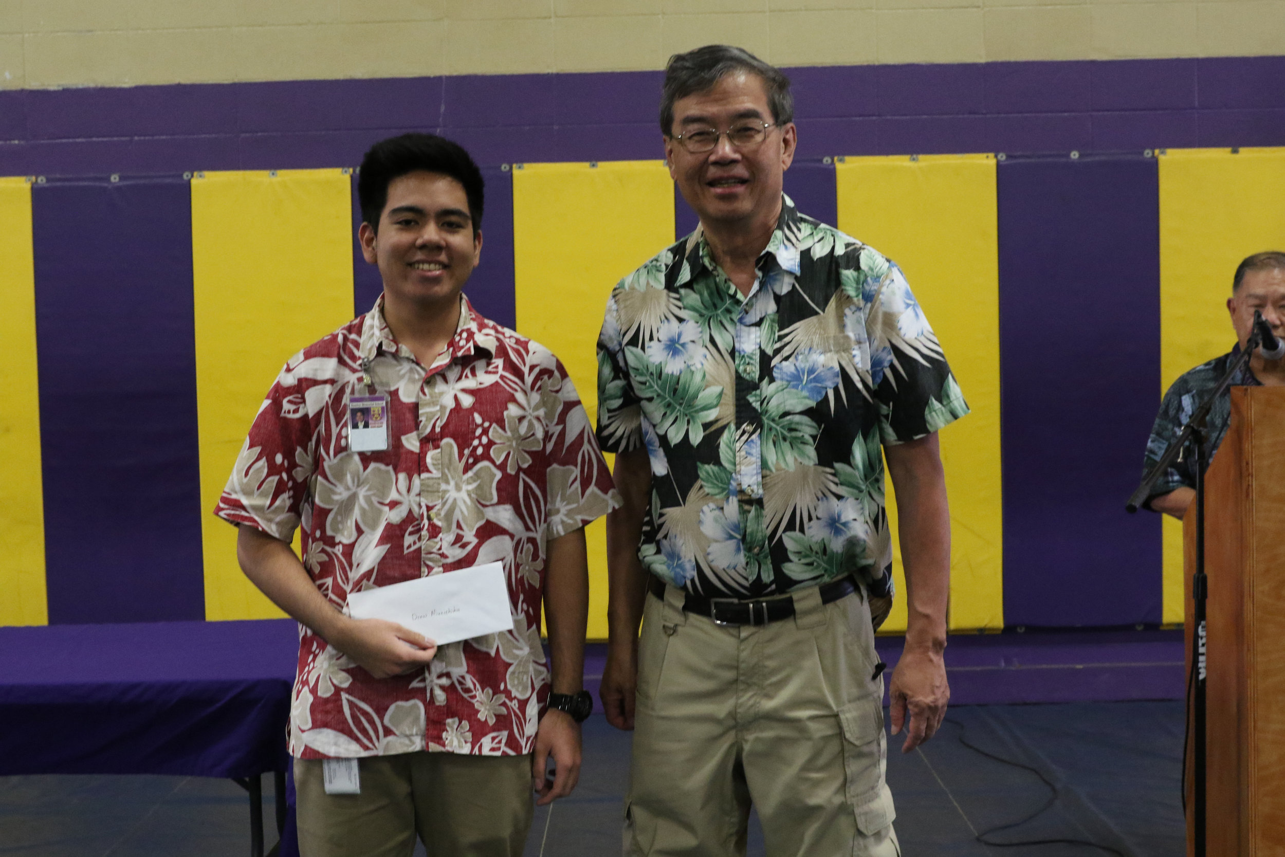 Honolulu Lions Club Scholarship
