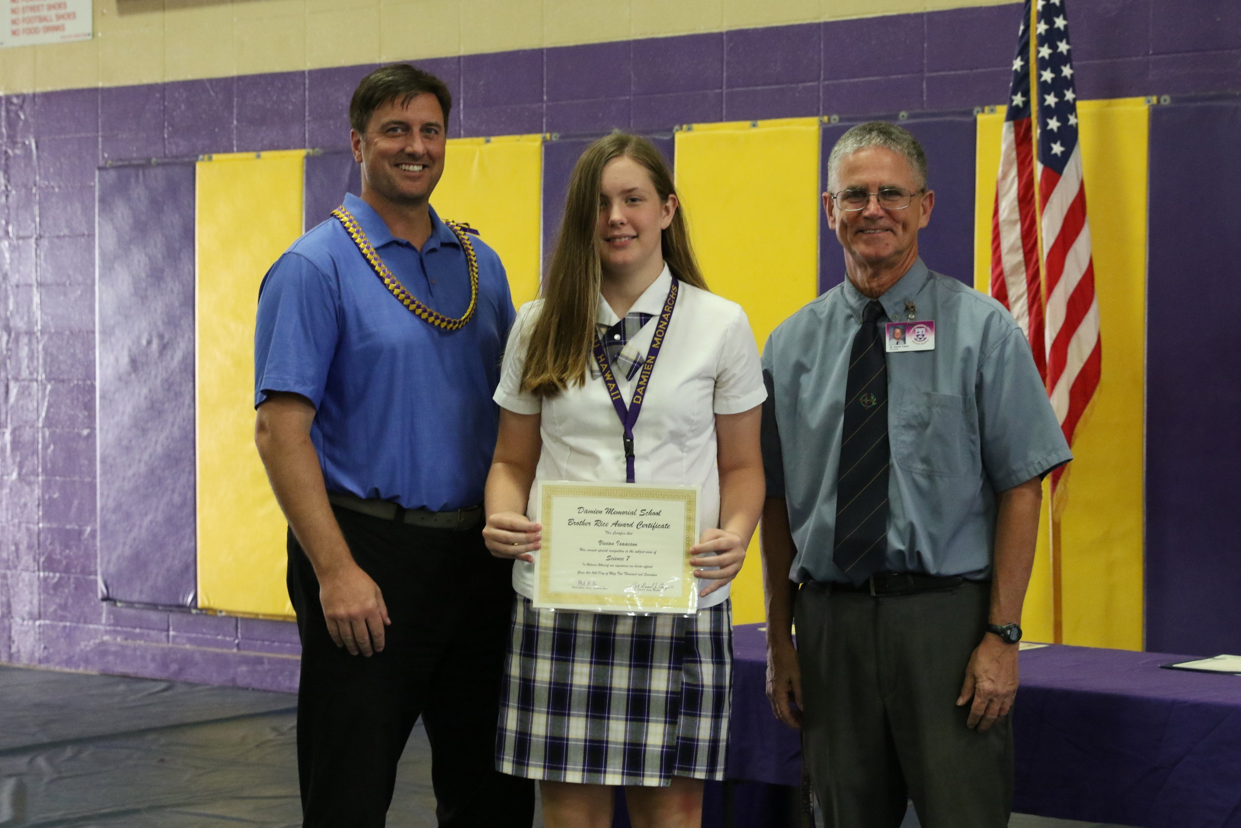 Science 7 Award