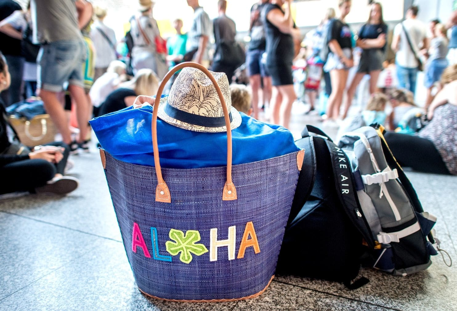"""Aloha"" means a lot to those with Hawaiian roots. It's not for sale. (Hauke-Christian Dittrich/Picture Alliance/Getty Images)"