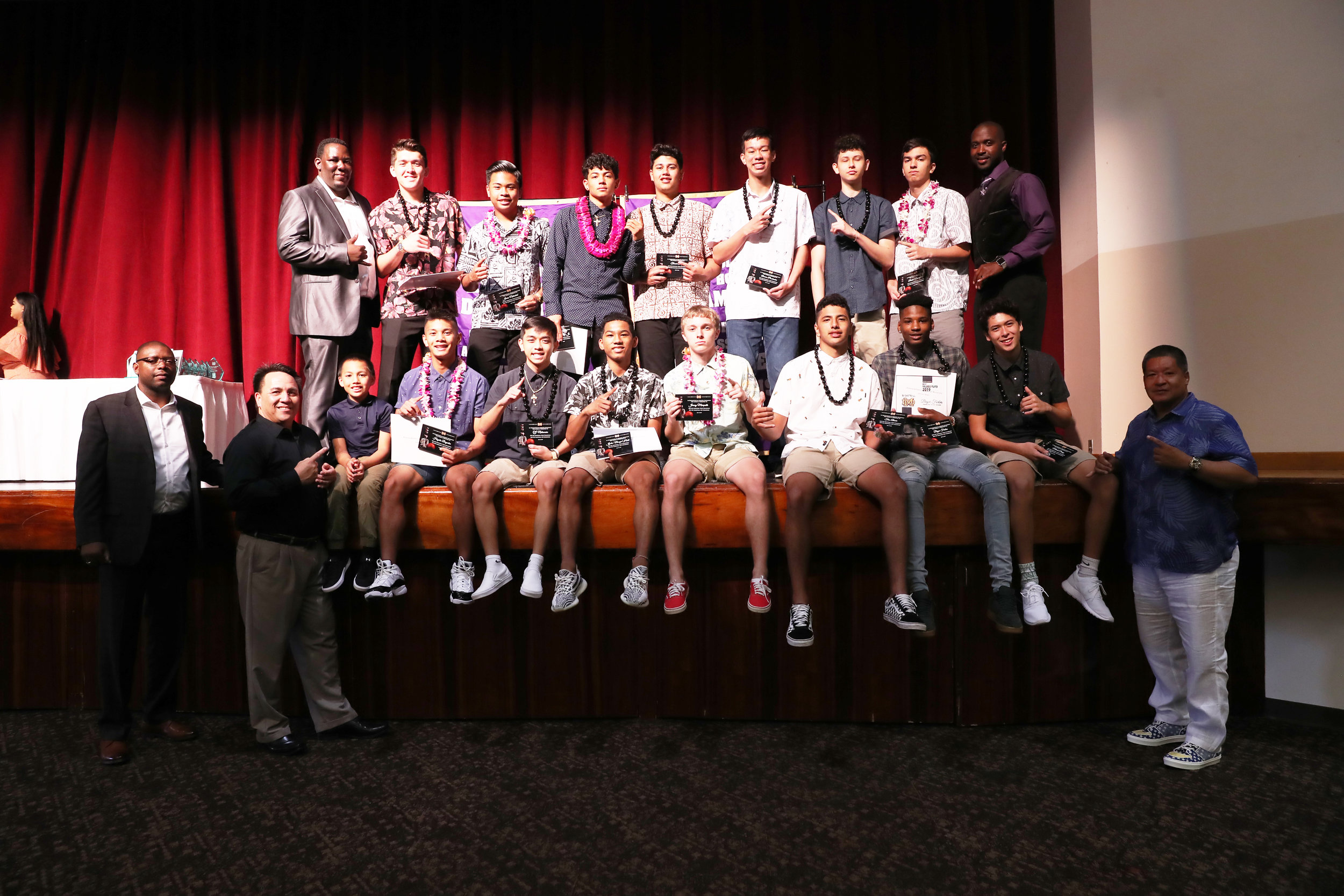 DII State Champs, Boys Varsity Basketball