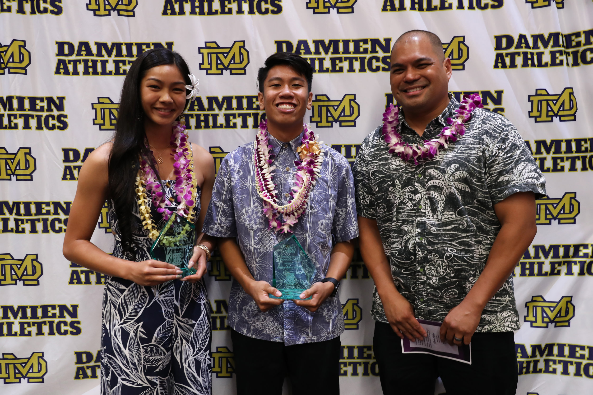 Father Damien Monarch Award