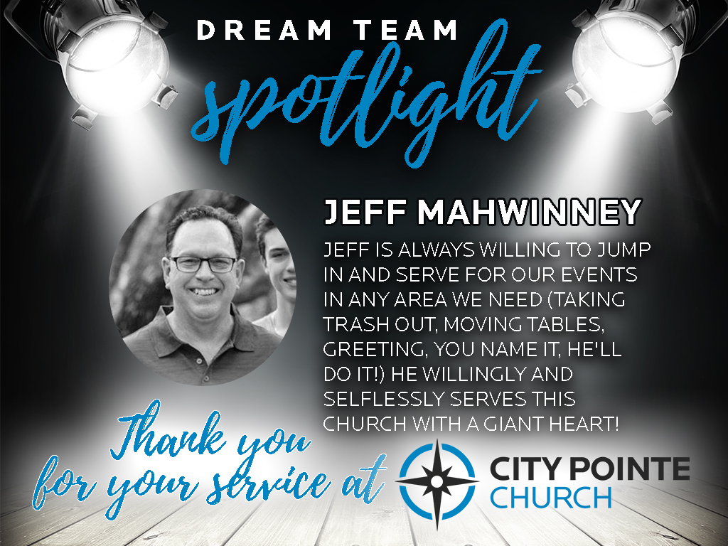 Welcome to City Pointe Church Spectrum