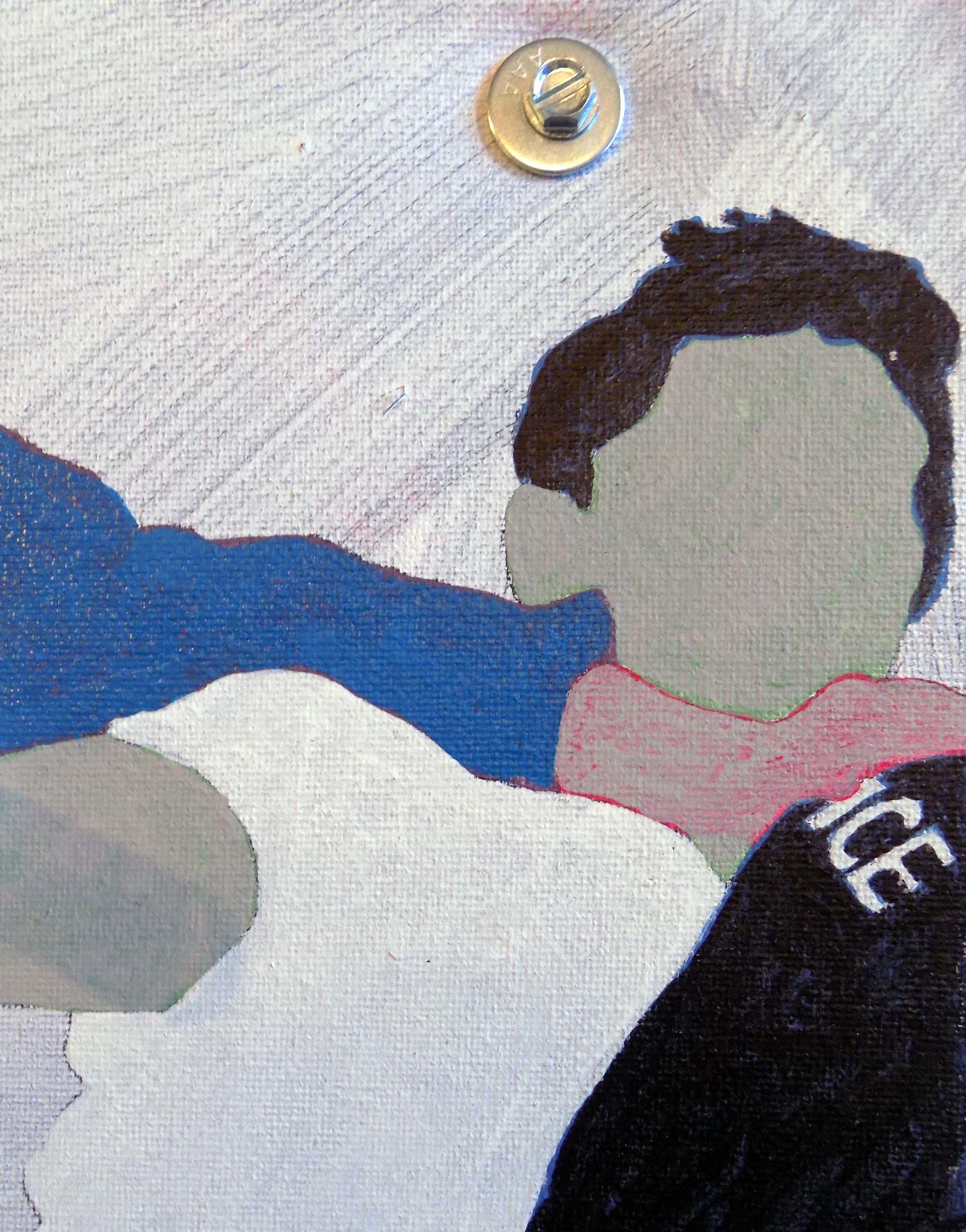 CROWD - STRIFE #3 - DETAIL
