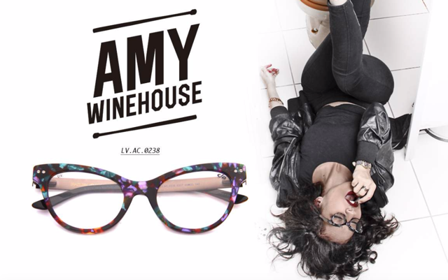 Amy Winehouse Chilli Beans Sunglasses