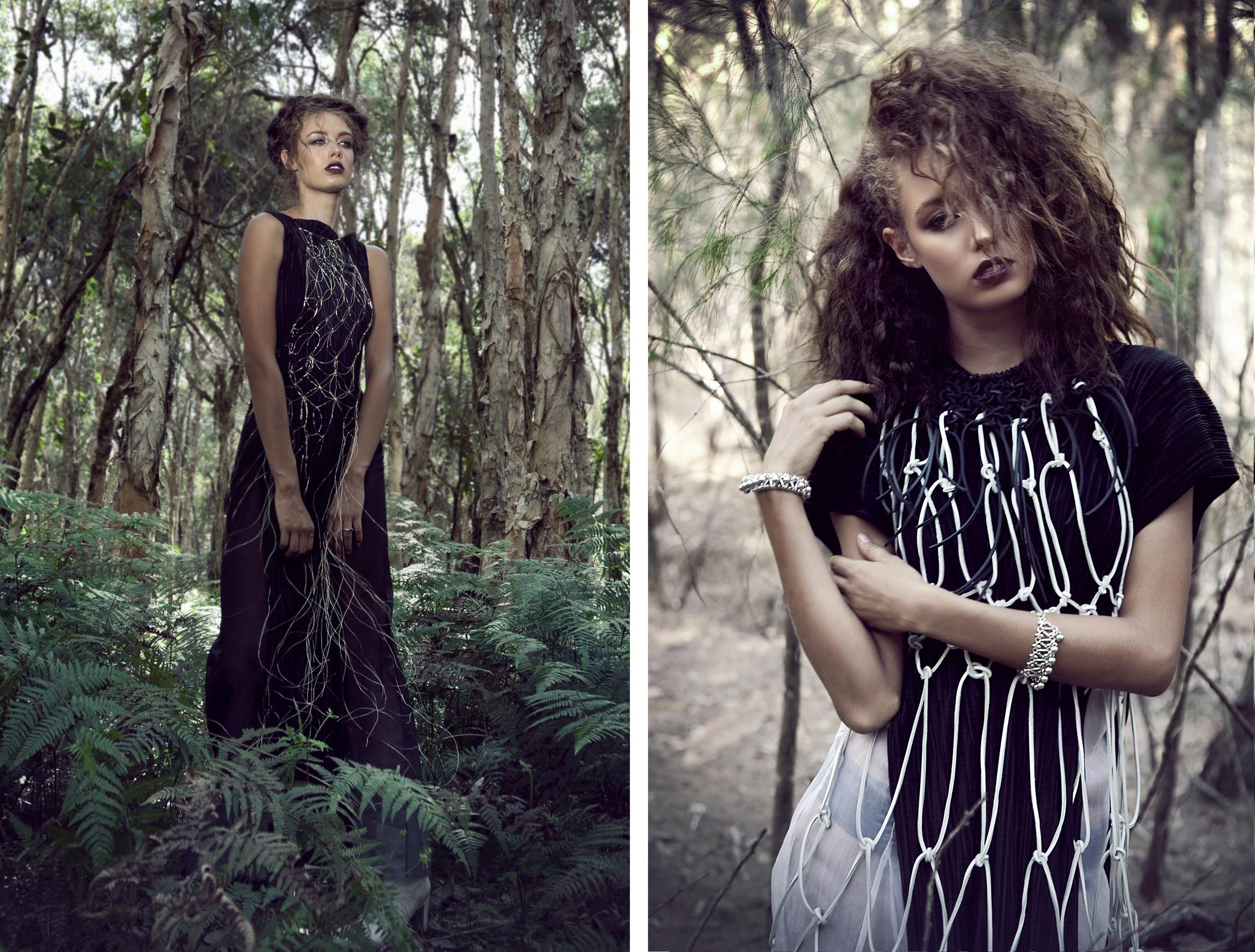 Left - Dress &Skirt:   What Follows               Right - Top:   What Follows  / Skirt:  Kaliver