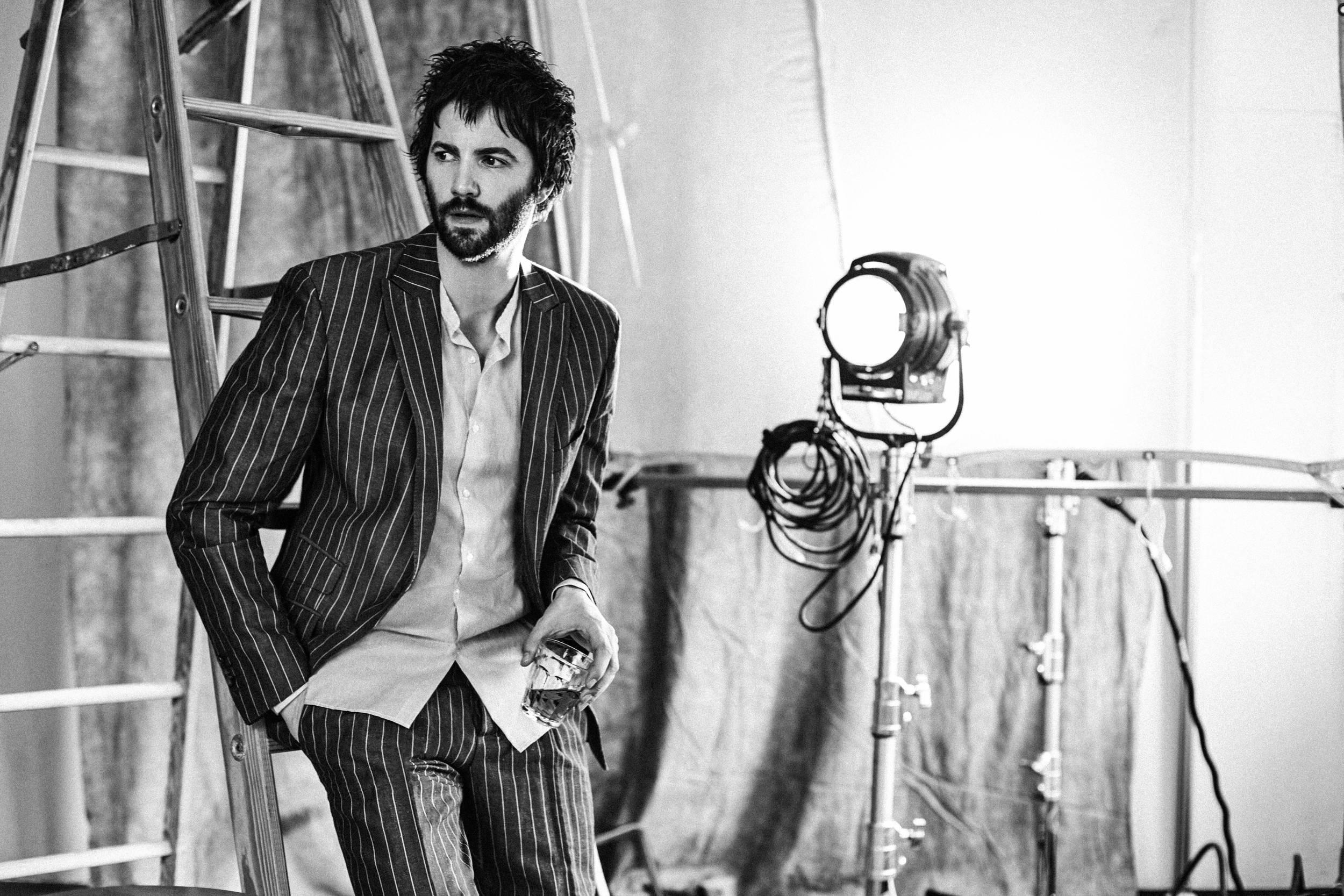 Suit  Michael Bastian  / Shirt  The Kooples